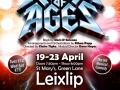 Rock of Ages Poster (April)