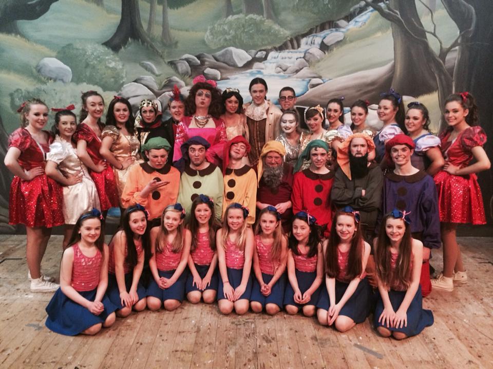 LMVG Snow White 2014