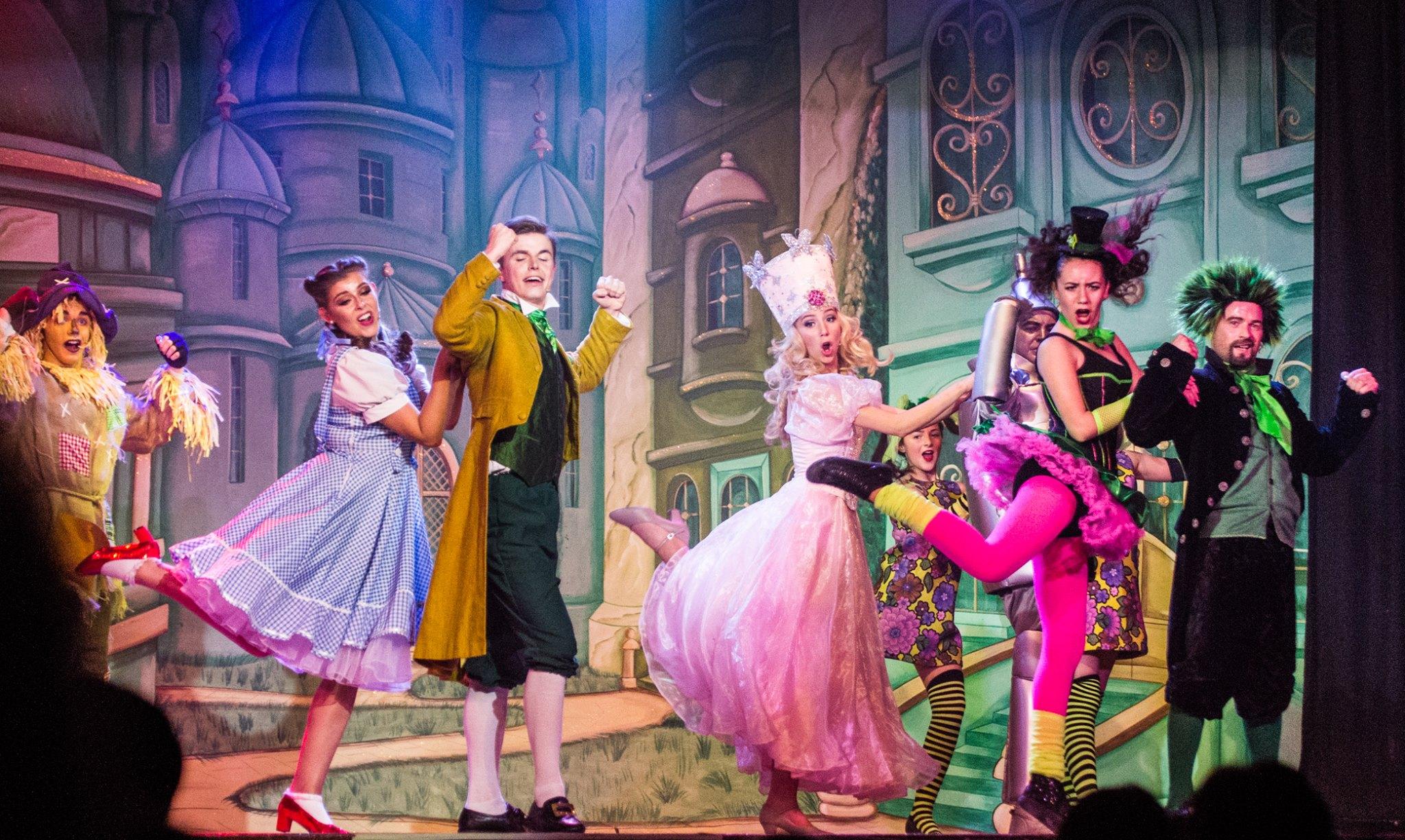 LMVGs Wizard of Oz, the Panto (Photo Credit, Austin Crowe) (1)