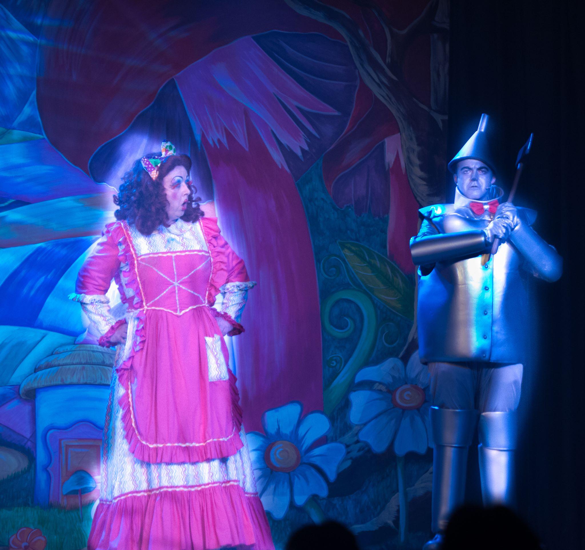 LMVGs Wizard of Oz, the Panto (Photo Credit, Austin Crowe) (11)