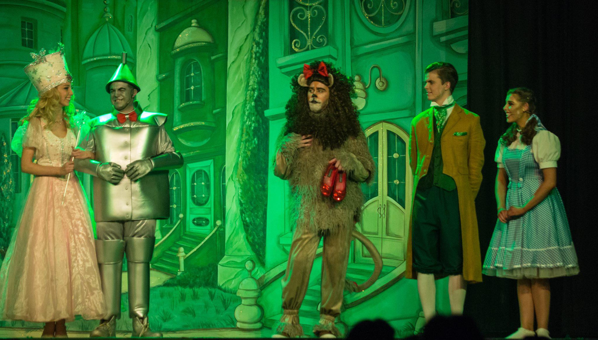 LMVGs Wizard of Oz, the Panto (Photo Credit, Austin Crowe) (12)