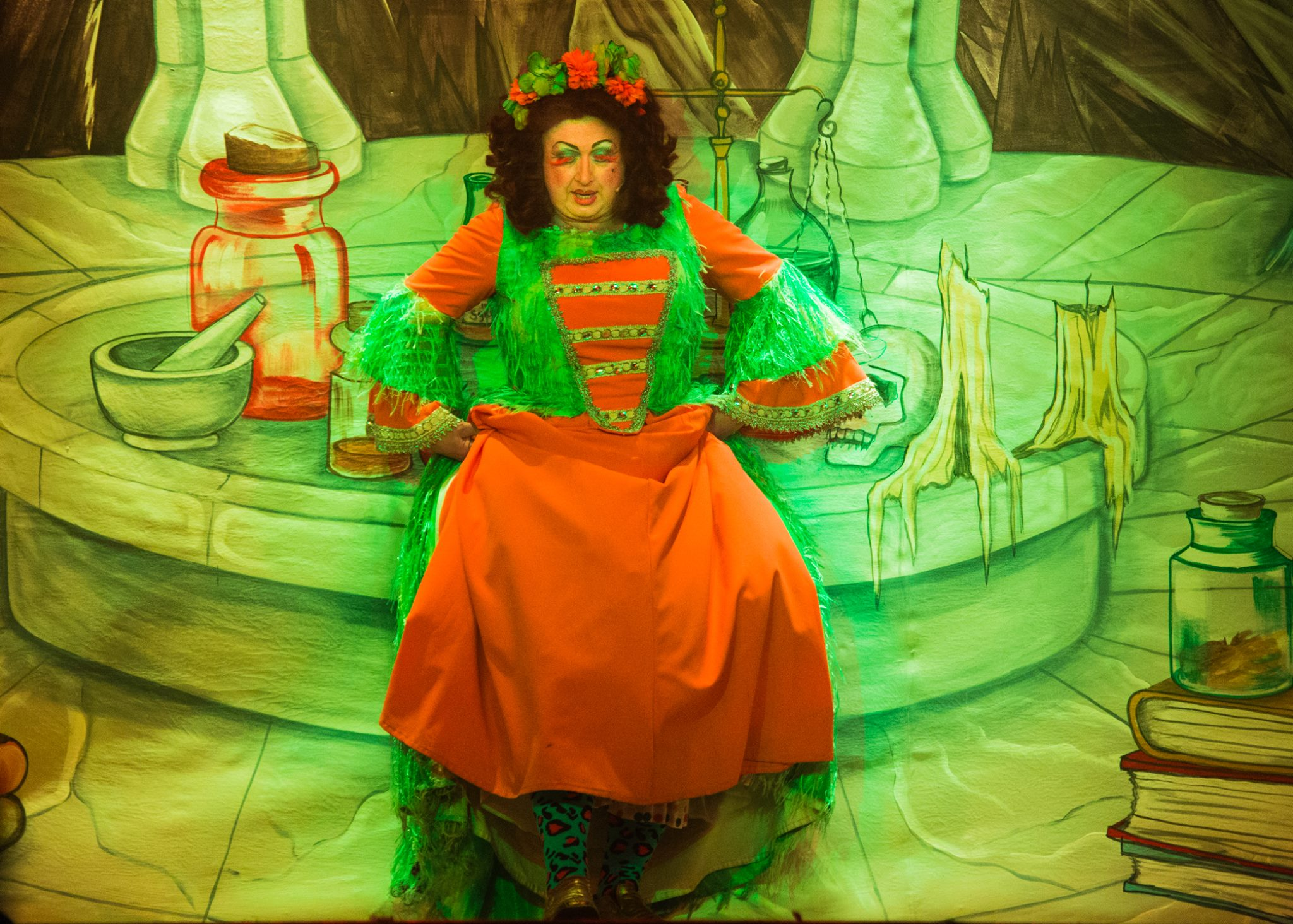 LMVGs Wizard of Oz, the Panto (Photo Credit, Austin Crowe) (24)