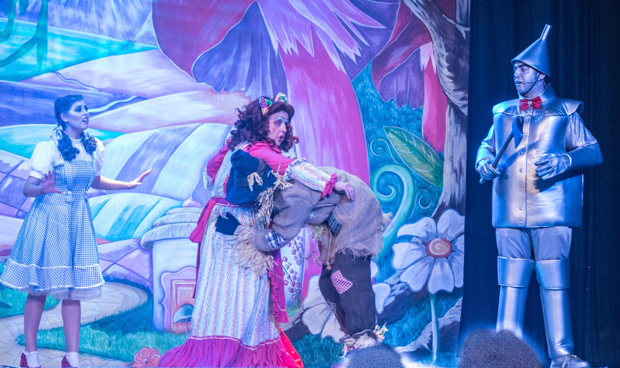 LMVGs Wizard of Oz, the Panto (Photo Credit, Austin Crowe) (28)