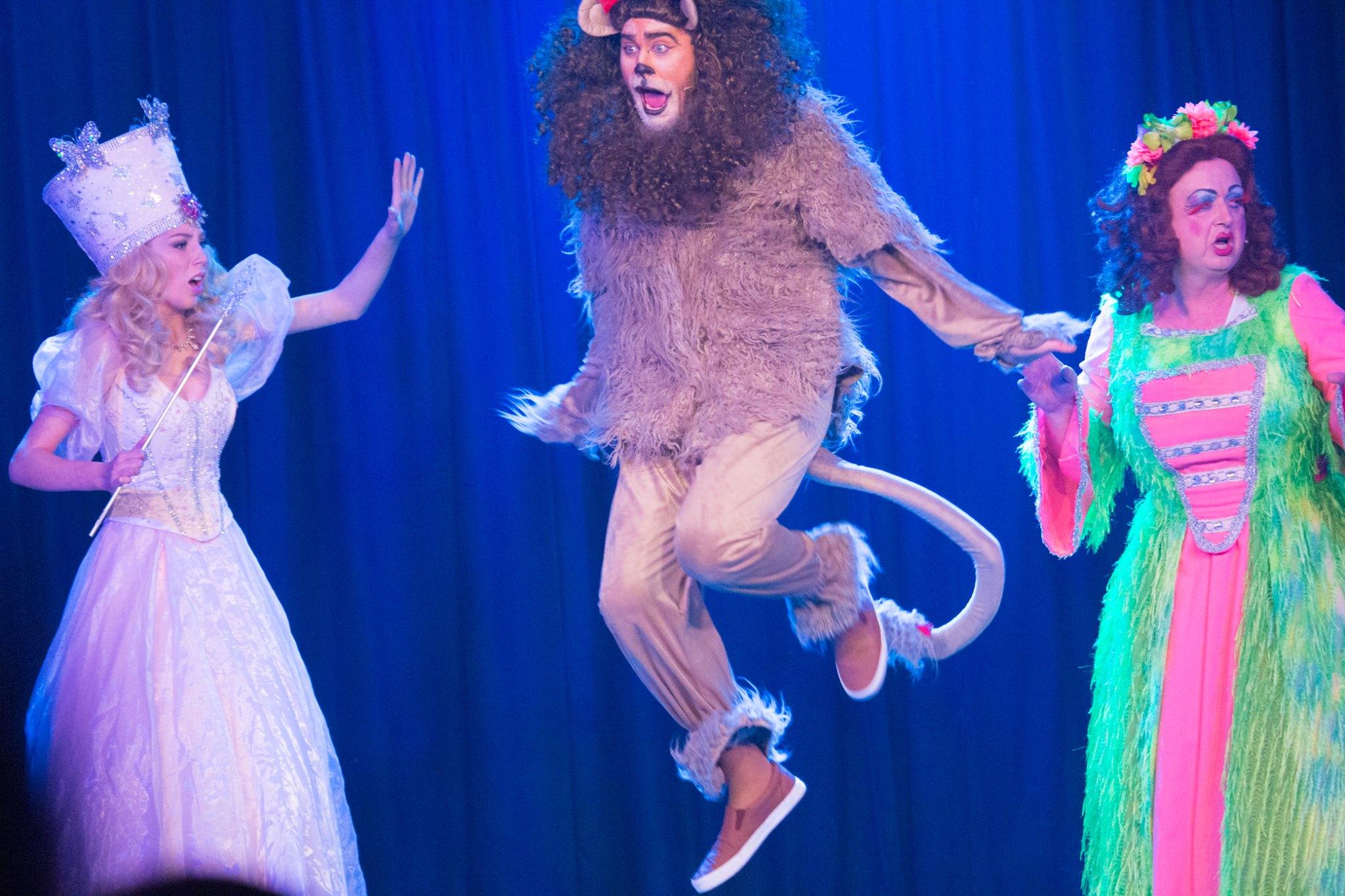 LMVGs Wizard of Oz, the Panto (Photo Credit, Austin Crowe) (7)